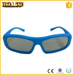 Vetri passivi del cinematografo 3D di Reald di vetro con i bei blocchi per grafici per i film, cinematografo, TV