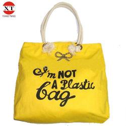 Dama de Moda 2014 Canvas Tote Bag Bolsa de Ocio
