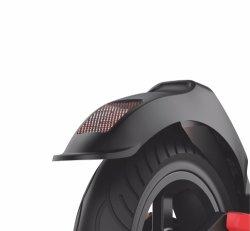 8 pouces de haute qualité à deux roues 25km/h Vitesse Max hors route Châssis en alliage de magnésium Amortisseurs velectric Scooter 350W 36skateboard