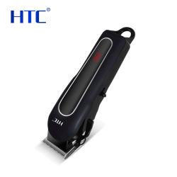 HTCのリチウム電池CT-8089が付いている再充電可能な専門の毛クリッパー