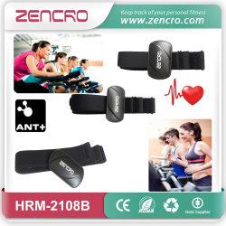 Lavoro della cinghia della cassa del video di frequenza cardiaca di Zencro Ant+ con il PC