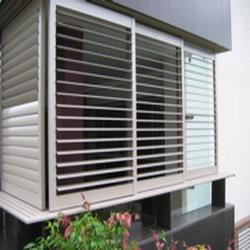 Profil en aluminium pour l'édifice commercial d'aération et de la Villa