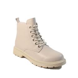 Populaire Laarzen voor de Laarzen van de Dames van de Schoenen van de Vrouwelijke van de Manier van het Suède van de Koe van Vrouwen Vlakke Vrouwen van de Laarzen