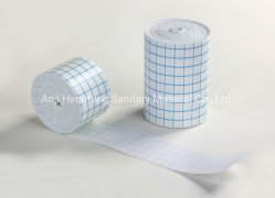 Medical curativo adesivo não tecidos fita de fixação cirúrgica de Fixação