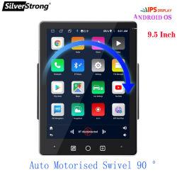 ألعاب الفيديو الوسائط المتعددة في الراديو التلقائي الروتاري 2 DIN Android Car Radio تشغيل الفيديو