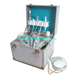 치과 진료소 휴대용 이동할 수 있는 치과 단위 환자 의자