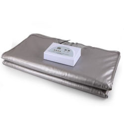 SPA Tragbare Körper formende Slimming Decke Fir Far Infrarot 3 Zonen Heizung Sauna Decke