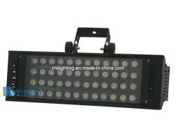 48*1W/3W à LED RVB/Wa stade de la rondelle de Mur lumière stroboscopique