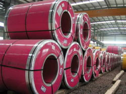 شركة عالية الجودة (تيسكو) 316L الفولاذ المقاوم للصدأ Coil Stockist