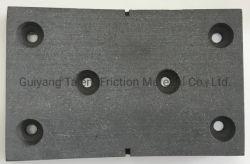 Vc disco di attrito della frizione per il laminatoio di sfera, frizione di aria, freno di Infustrial - marca di Talfri