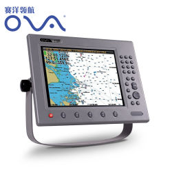 12インチのOvumの海洋の出荷の器械装置GPSの海兵隊員の操縦士