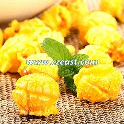 Karamell gewürztes Pilz-Popcorn für Imbiß