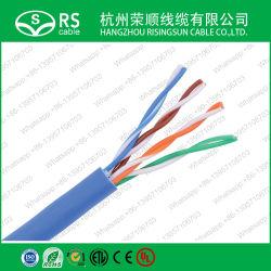 Кабель UTP CAT5e сетевой кабель с Cmx/см/Cmg/Cmr проверено