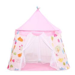 As crianças OEM na tenda de casa de jogos Piscina Toy House Crianças Castle Princess
