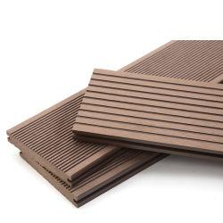 Pavimentazione di legno del solido WPC di Decking esterno antiscorrimento della piscina