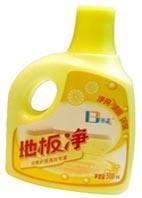 Plancher liquide nettoyant à usage domestique (FCL-01)