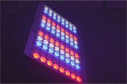 Alta potencia 600W de luz LED RGB Waterproof Bridgelux Chip