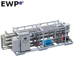 Система обратного осмоса опреснения морской воды (SWROL-8040)