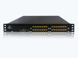 32 GSM/CDMA VoIP Gateway Support SMSおよびCarrier Select (DWG2000D-32G)