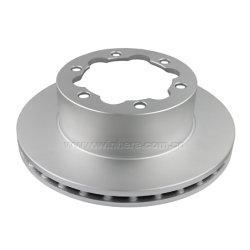 Personalizar el disco de freno trasero de mercedes-Benz de ECE R90 Auto piezas de repuesto
