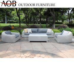Aobei modern Patio Garden Hotel Home Villa Resort Rattan Wicker Vrije tijd Outdoor Sofa Set meubilair