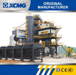 XCMG Официальный стационарный асфальтовый завод по смешиванию Xap120, 120 т/ч, мобильный асфальт Установка для дозирования
