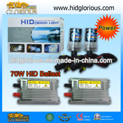 H7 70W Auto lampe au xénon