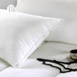 Fibra hueca para la industria textil, relleno de fibra de poliéster 100 cordones de almohada, Siliconized almohada de fibra de poliéster