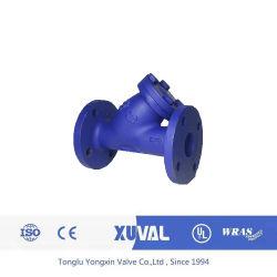 DIN PN16 Fundición de hierro y tipo de filtro (IC-099-S)