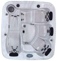 Vasca calda della STAZIONE TERMALE esterna acrilica delle 5 persone (SPA-522)