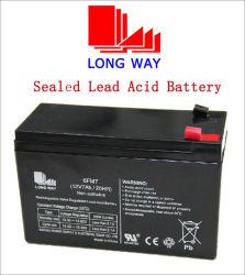 12V7ah Equipamentos Médicos recarregável Bateria de chumbo-ácido