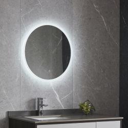Hotel Casa de banho LED cabelo Salon espelho com luz LED toque no interruptor do Sensor