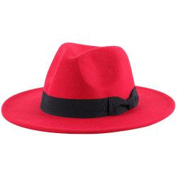 Hut-Jazzfedora-Hut preiswertes Form-Sommer-Schriftsatz-Großhandelspolyester-Leinenstrohsun-Hut-Panama-Sun