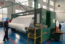 Высокая емкость наиболее востребованных PP Spunbond Meltblown не из ткани бумагоделательной машины нетканого материала ткани растений