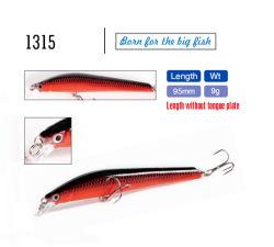 Жесткий промысел Lures естественный пластиковый Baits с крючками на ресурсы пресной воды форель Bass лосося