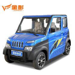 2020 O SUV Carro Eléctrico com Mcpherson Suspensão Independente Dianteira