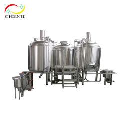 중국 Jinan 공장 OEM 제조업체 나노/홈/미니/맥주 바/브루 펍/커머셜/브루어리 비어 브루잉 장비