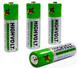 R6 AA trockene Batterie (Highvolt)
