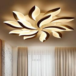 Iluminação de acrílico Coleção Ouro antigo lustre a Lâmpada moderna