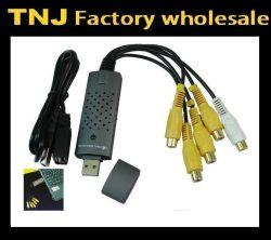 4つのチャネルEasyCAP (T-EC-02)