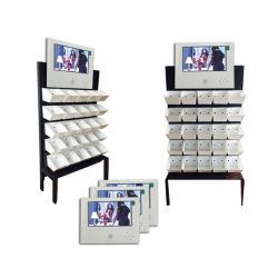 Cornice fotografica digitale in metallo Hot Video personalizzata dal produttore cinese