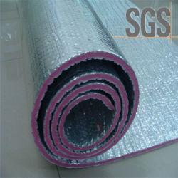 Isolation des toitures de bulle d'aluminium en aluminium pour la construction de l'isolement