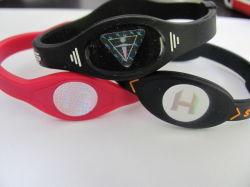 Силиконовый Band браслет, браслет с голограммой (DMS-PB-11)