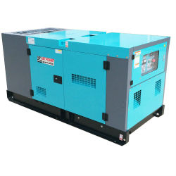 16kw 20kVA leiser Generator zerteilt 22kw 27kVA fehlerfreien Beweis-Diesel-Generator