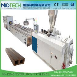Perfil de plástico Extrudsion Venda quente da máquina para o PVC/WPC/Janela UPVC Casement/placa de porta de linha de produção do perfil