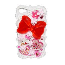 Eiscreme-Kasten für iPhone 4/4s (AZ-IC008)