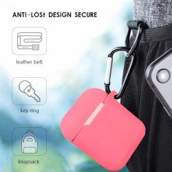 최신 판매 유액 연약한 쉘 헤드폰 상자 실리콘 이어폰 방탄 덮개 이동 전화 부속품