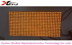 P10 Outdoor seule couleur rouge/bleu/vert/blanc/jaune LED signe d'affichage graphique