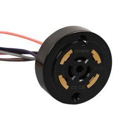 إنارة جهاز تحكّم قوة صنبور لأنّ [ستريت ليغت] ذكيّة كهربائيّ ضوئيّ قاعدة [أم] خدمة