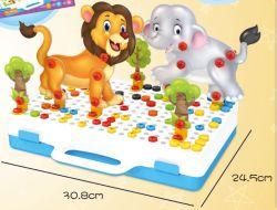 2020 Últimas Inteligent preescolar juguetes venta caliente 4 en 1 Juguetes educativos